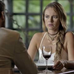"""Novela """"Além do Tempo"""": Melissa (Paolla Oliveira) e Pedro usam Alex para atingir Felipe e Lívia!"""