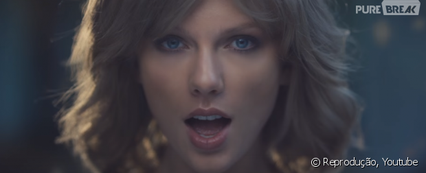 "Taylor Swift sofreu durante as gravações do clipe ""Out Of The Woods"""