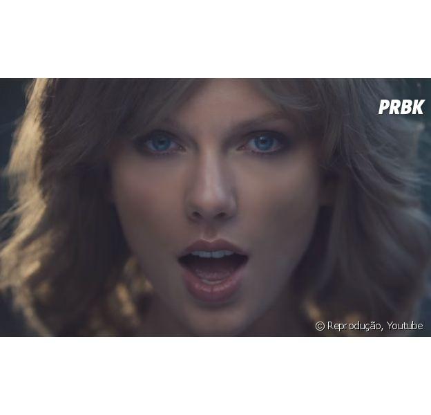 """Taylor Swift sofreu durante as gravações do clipe """"Out Of The Woods"""""""