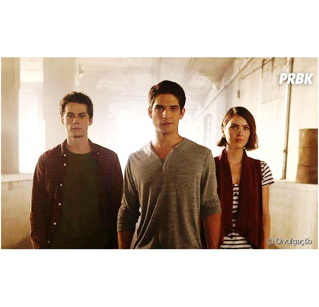 """Em """"Teen Wolf"""": Stiles (Dylan O'Brien) e Malia terminam namoro e detalhes sobre o novo vilão!"""