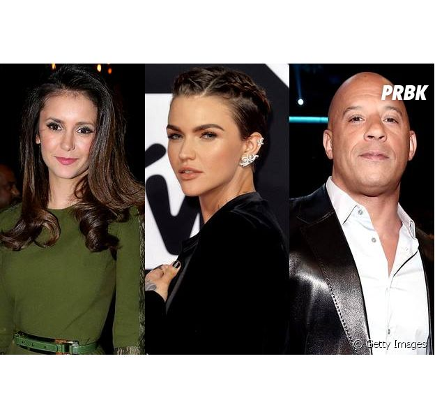 "Nina Dobrev e Ruby Rose podem se juntar a Vin Diesel em sequência de ""Triplo X"""