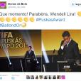 Memes à parte, o craque brasileiro Wendell Lira levou o gol mais bonito do ano. Parabéns!
