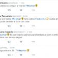 Os fãs trataram de consolar o Neymar pelo terceiro lugar no Bola de Ouro