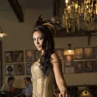 """Amanda Djehdian, do """"BBB15"""", faz ensaio sensual e revela que vai desfilar em 2 escolas no Carnaval!"""