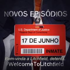 "Em ""Orange is the New Black"": na 4ª temporada, série ganha vídeo e data de estreia!"
