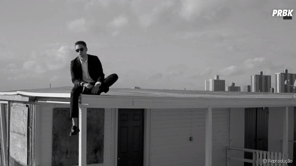 """Robert Pattinson é o rosto da """"Dior Homme"""""""