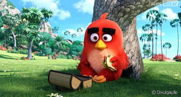 """""""Angry Birds: O Filme"""" tem direção deClay Kaytis e Fergal Reilly"""