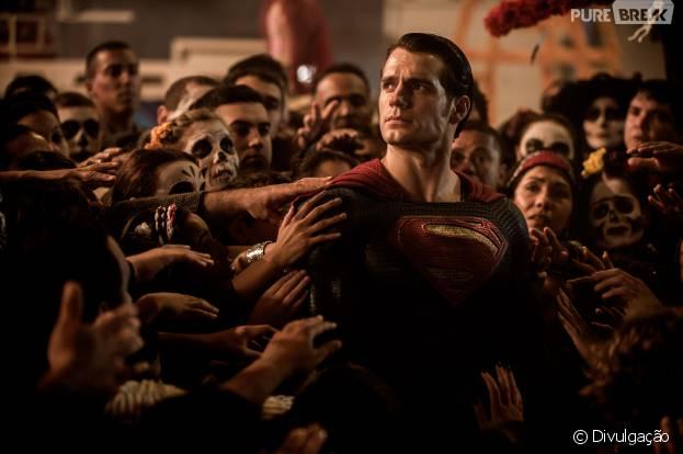 """Batman Vs Superman: A Origem da Justiça"" pode ter abertura menor do que a esperada"