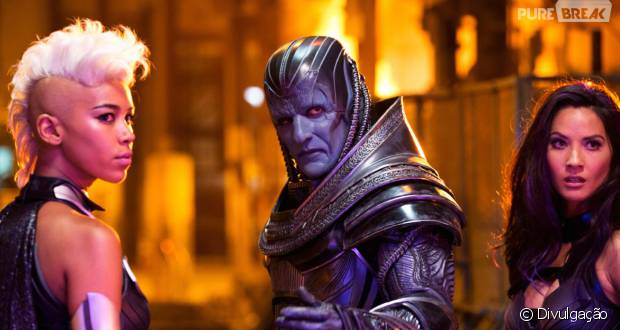 """Veja o que aprendemos no set de filmagens de """"X-Men: Apocalipse"""""""