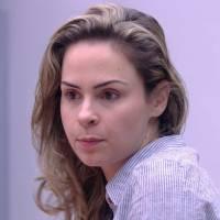 """No """"BBB16"""", Ana Paula volta à casa e deixa brothers chocados: """"Tenho informações privilegiadas"""""""