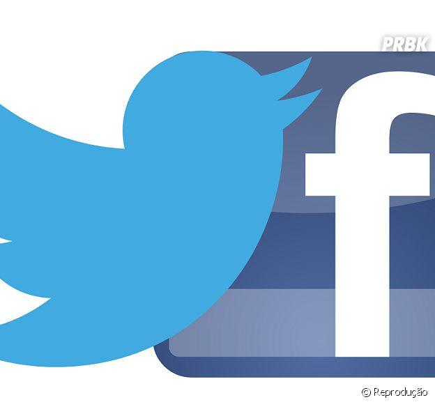 Agora, mais do que nunca, o Twitter e o Facebook vão ficar super parecidos!