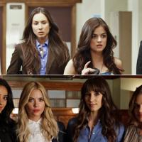 """Em """"Pretty Little Liars"""": na 6ª temporada, veja a mudança dos personagens desde o começo da série!"""