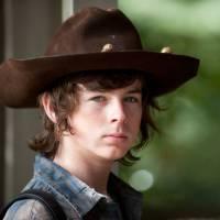 """Em """"The Walking Dead"""": na 6ª temporada, Carl tem fim trágico confirmado em novo pôster!"""