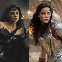 """Mulher-Maravilha ou Lady Sif? Jaimie Alexander, de """"Thor"""", compara as super-heroínas: """"Bem similar"""""""