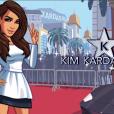 Kim Kardashian agora também é uma celebridade no mundo dos games!