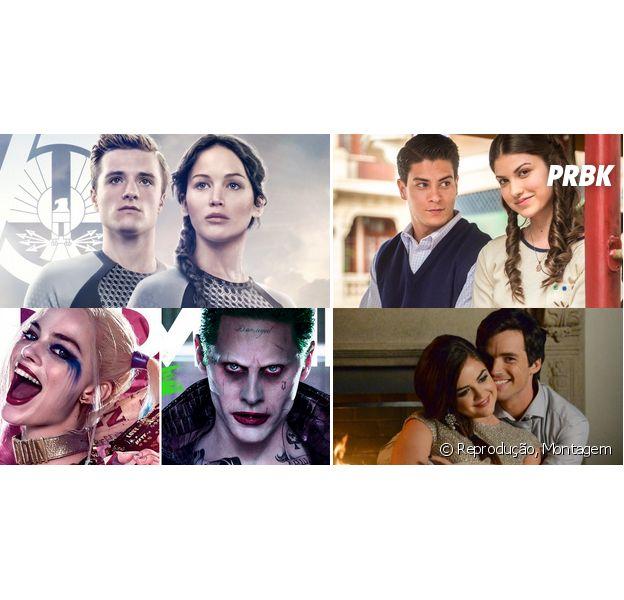 Com Giovanna Grigio, Arthur Aguiar, Lucy Hale e Jared Leto: os casais que deveriam acontecer fora da ficção!
