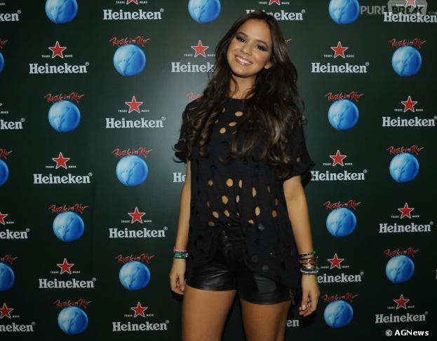 A pedido da Globo, Bruna Marquezine se afasta do Twitter