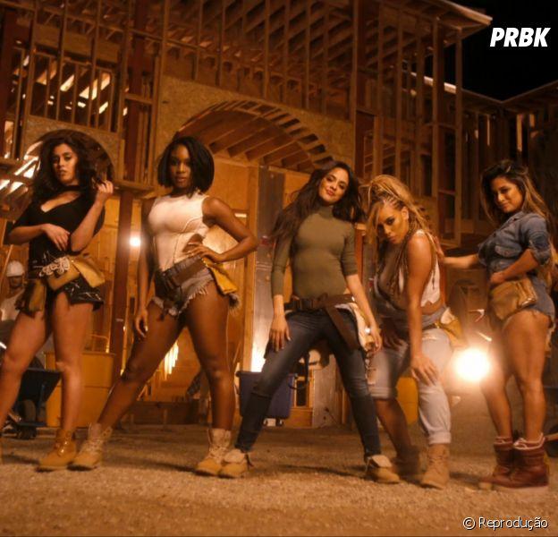 """Fifth Harmony libera clipe de """"Work From Home"""" e pega fãs de surpresa! Vem com a gente e confira"""
