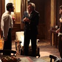 """Em """"Joia Rara"""": Ernest confessa para Franz, Viktor e Hilda que matou Catarina!"""