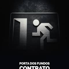 """De """"Porta dos Fundos - Contrato Vitalício"""": após fim das filmagens, produção ganha novo cartaz!"""