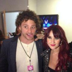 Dulce Maria e Christopher, do RBD, trocam farpas no Twitter e fãs defendem cantora!