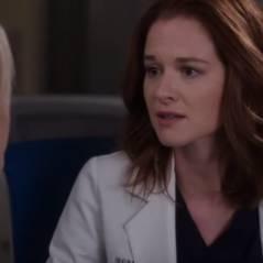 """Em """"Grey's Anatomy"""": na 12ª temporada, April não sabe como contar para Jackson sobre gravidez!"""