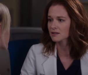"""Em """"Grey's Anatomy"""": April não sabe como contar para Jackson que está grávida!"""