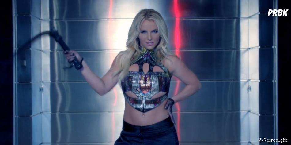 Em vídeo para Youtube, Britney Spears parece cantar música da Xuxa