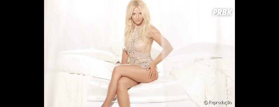 Montagem em vídeo faz com que Britney Spears cante Xuxa