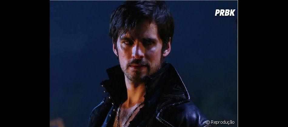 """Em """"Once Upon a Time"""", Hook vai para o submundo!"""