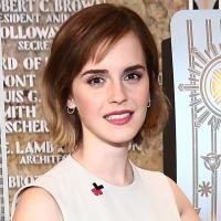 Emma Watson posa com Tom Hanks e fala sobre feminismo na revista Esquire