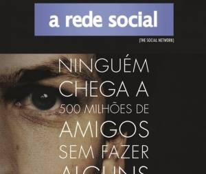 """""""A rede social"""" conta a história do nascimento do Facebook"""