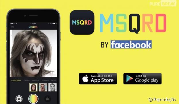 MSQRD é a mais nova aquisição de Mark Zuckerberg, que agora pertence ao Facebook!