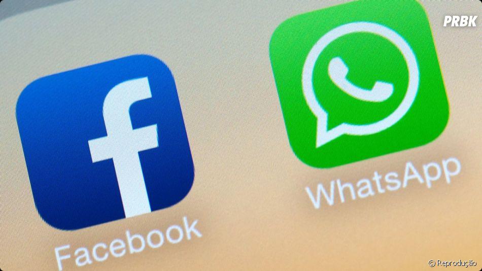 Em 2014 o Facebook comprou o Whatsapp por16 bilhões de dólares