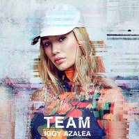 "Iggy Azalea libera 20 segundos de ""TEAM"", primeiro single do álbum ""Digital Distortion"""