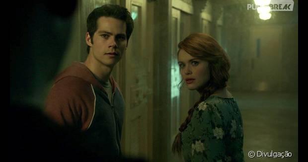 """Em """"Teen Wolf"""": Stiles (Dylan O'Brien) e Lydia ( Holland Roden) terão acontecimento marcante na 6ª temporada!"""