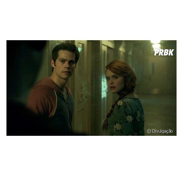 """Em """"Teen Wolf"""": Stiles (Dylan O'Brien) e Lydia (Holland Roden) terão acontecimento marcante na 6ª temporada!"""