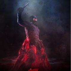 """Em """"Demolidor"""": na 2ª temporada, Homem Sem Medo é puxado para o Inferno em novo cartaz!"""