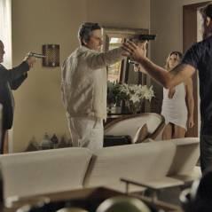 """Final """"A Regra do Jogo"""": Romero (Alexandre Nero) morre e mais mistérios do último capítulo!"""