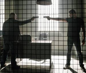 """Em """"A Regra do Jogo"""", Juliano (Cauã Reymond) e Zé Maria (Tony Ramos) se enfrentam!"""