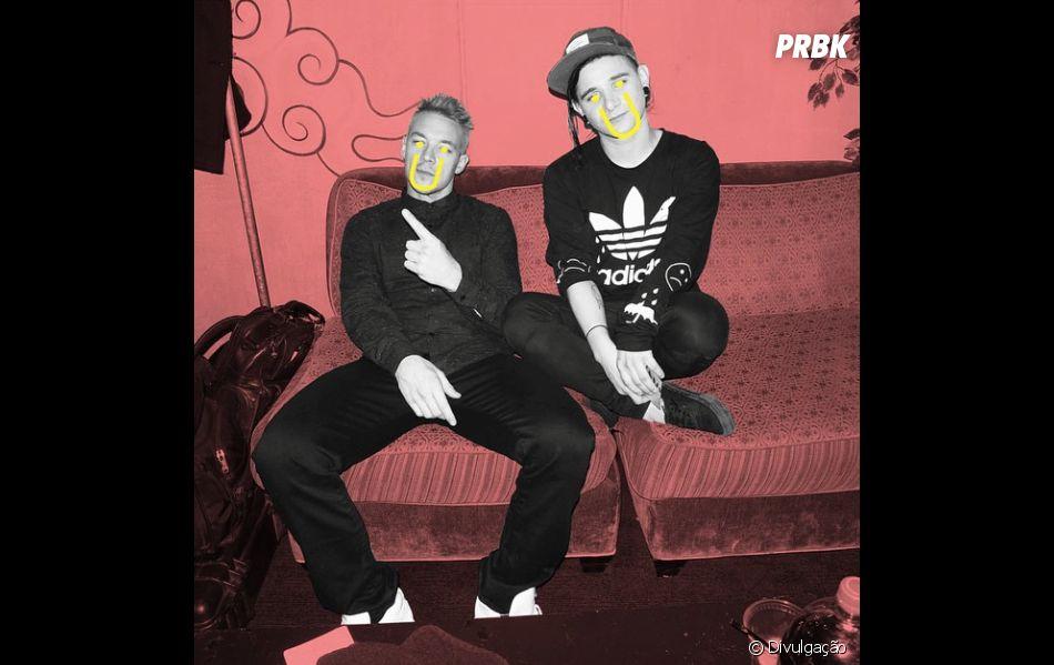 Lollapalooza 2016 recebe o duo Jack Ü (Skrillex e Diplo) neste domingo (13)