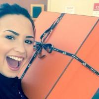Demi Lovato faz declaração de amor aos #lovatics brasileiros em rede social!