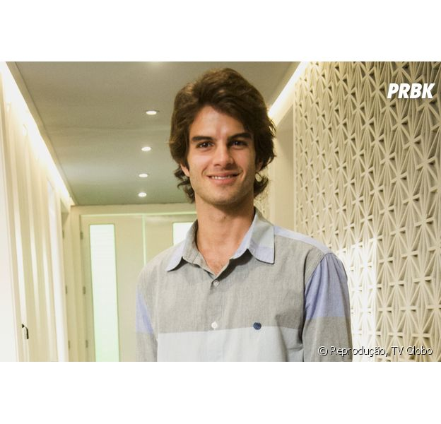 """Veja 6 motivos para perdoar Fabinho (Daniel Blanco) em """"Totalmente Demais"""""""
