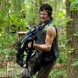 """Em """"The Walking Dead"""", Daryl (Norman Reedus) está sozinho na floresta de novo!"""