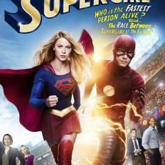 """Em """"The Flash"""" e """"Supergirl"""": produtores falam sobre rivalidade no crossover e comemoram união!"""