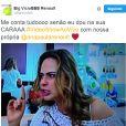 """Do """"Vídeo Show"""": Ana Paula, ex-""""BBB16"""", brilha no quadro """"Por Onde Anda?"""" e fãs elogiam"""