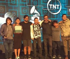 Maju Trindade foi comentarista do Grammy 2016 pela TNT