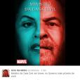 """Lula é nomeado ministro da Casa Civil e já tem gente comparando a política com """"Capitão América: Guerra Civil"""""""