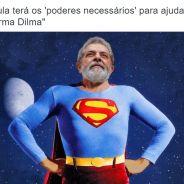 Lula é nomeado ministro da Casa Civil e memes explodem na web! Confira os melhores