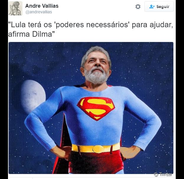 Confira as zoeiras que tomaram conta da internet após Lula ser nomeado ministro da Casa Civil